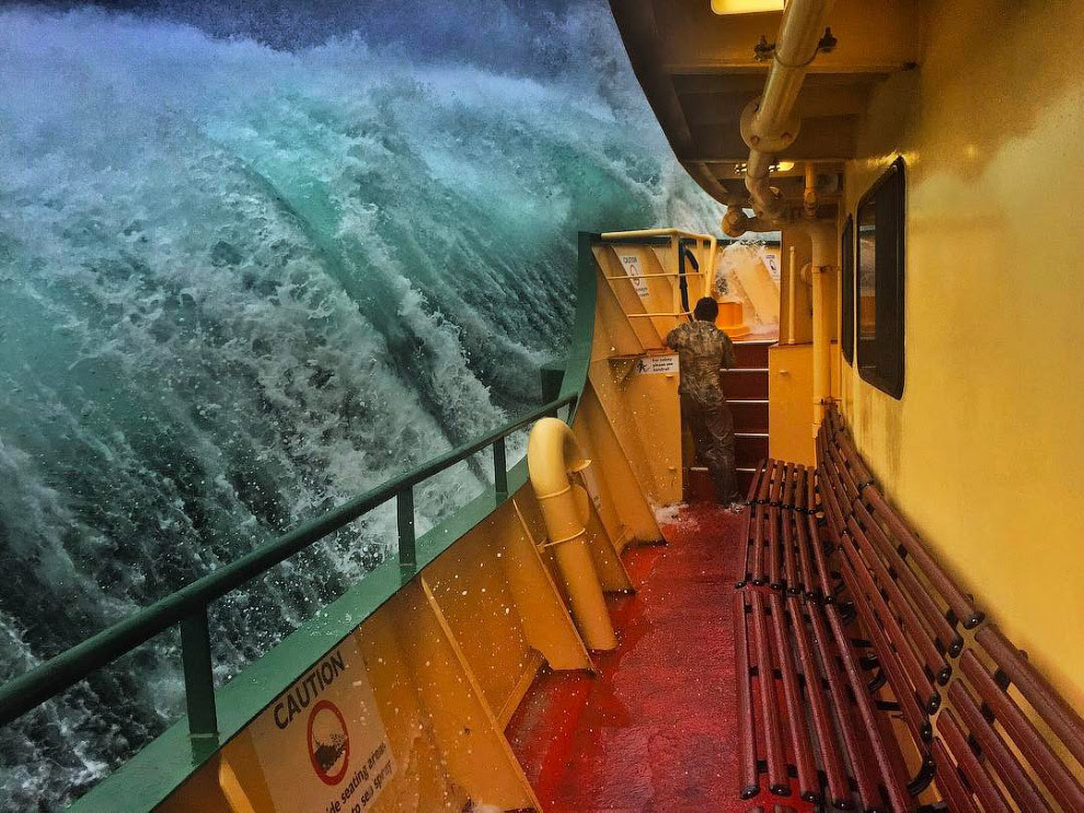 Ярость моря