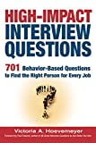 High Impact Interview Questions