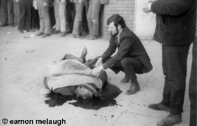 An innocent man robbed of his life by the British Army