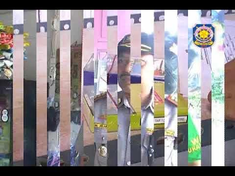 Video:PENGAWASAN ROKOK CUKAI ILEGAL SABBANGPARU 2018