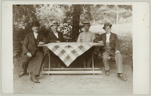 Four Man Picnic
