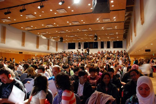 Introduction day for international stude by Universitetet i Bergen, on Flickr