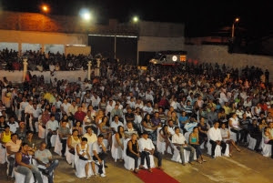 Casamento Comunitário em Tuntum, realizado em 2011