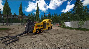 Scania R500 Abschlepper v1.0 FS17 - Farming Simulator 17 ...