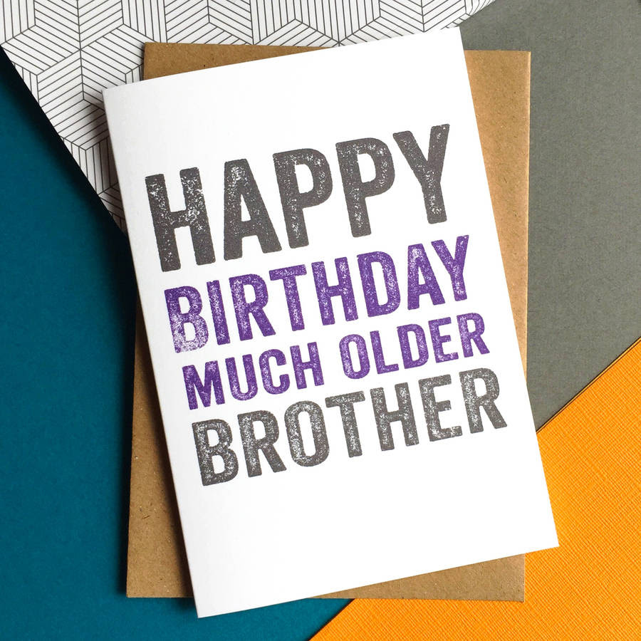 Birthday Wishes For Brother Page 9