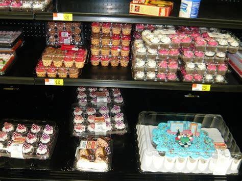 walmart bakery cupcakes cake ideas  designs