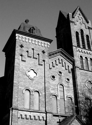First Congregational Church, Jackson