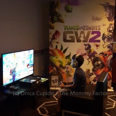 EA Games Plants vs Zombies Garden Warfare 2