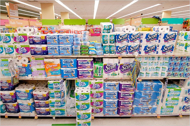 The Daily Tubber Toilet Paper Soft But Harmful