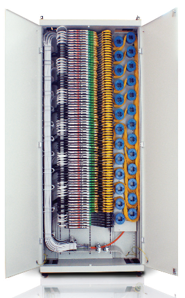 Fiber optic distribution frame from Canovate Group
