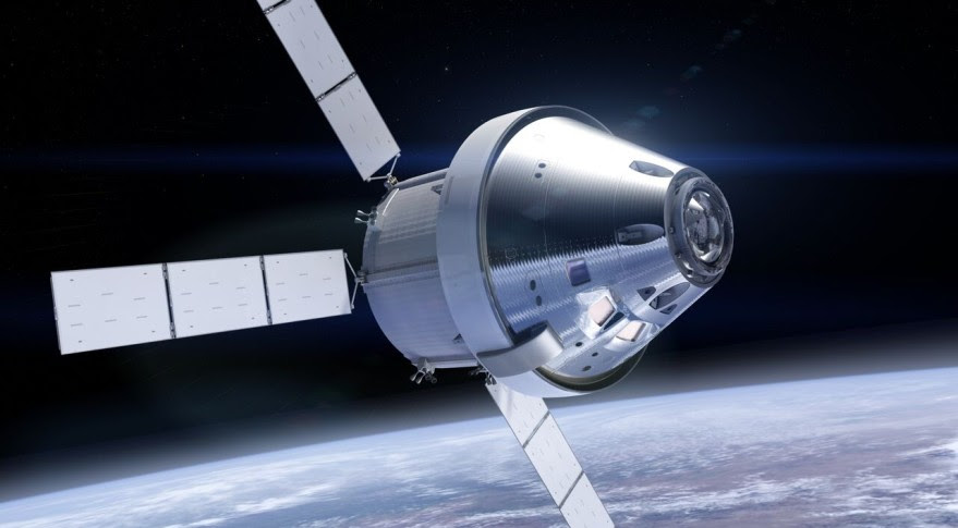 Engineers developing Orion's thermal protection system have been improving the spacecraft's heat shield design and manufacturing process since the vehicle successfully traveled to space for the first time last year. Credit: NASA