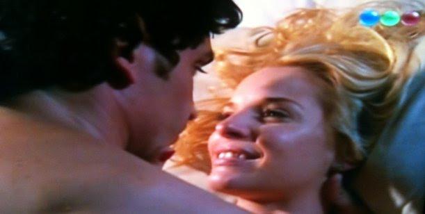 Dulce amor en un capítulo a puro sexo entre Victoria y Marcos