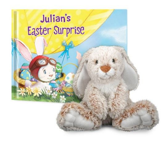 Put Me in the Story, personalized books, Easter gifts, basket fillers