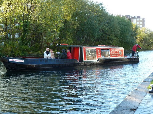 Pretty boat