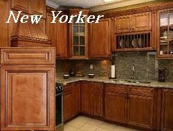 Elegant New Yorker Kitchen Cabinets