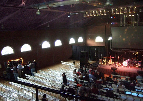 The Boston Philharmonic will rehearse here.