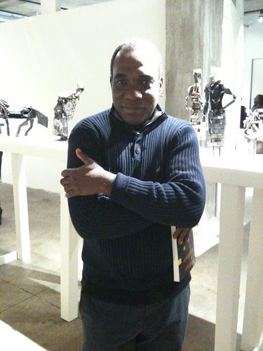 Nigerian artist Olu Amoda