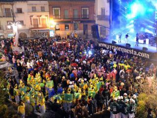 Colmenar Viejo celebrará el próximo sábado su Carnaval de Verano