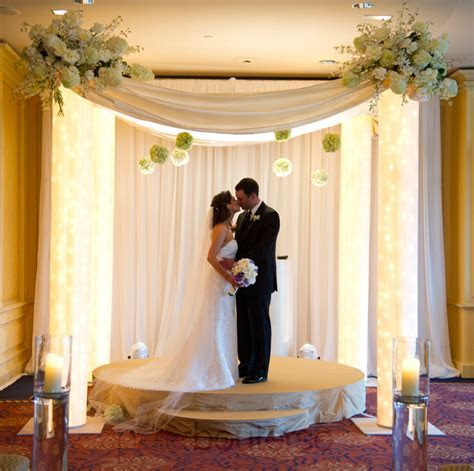 Bay Area Jewish Wedding Traditions and Ceremony