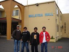 Malaysia Hall, Sydney, Australia