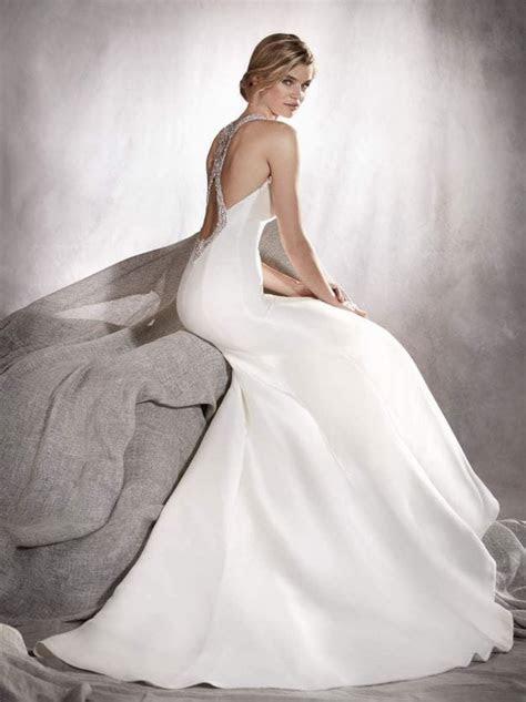 Pronovias Agnes   Sell My Wedding Dress Online   Sell My