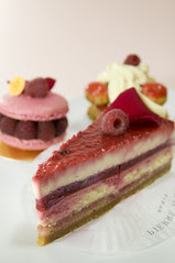 Cheese-cake Ispahan, Ispahan Festival, Pierre Hermé, Shinjuku Isetan