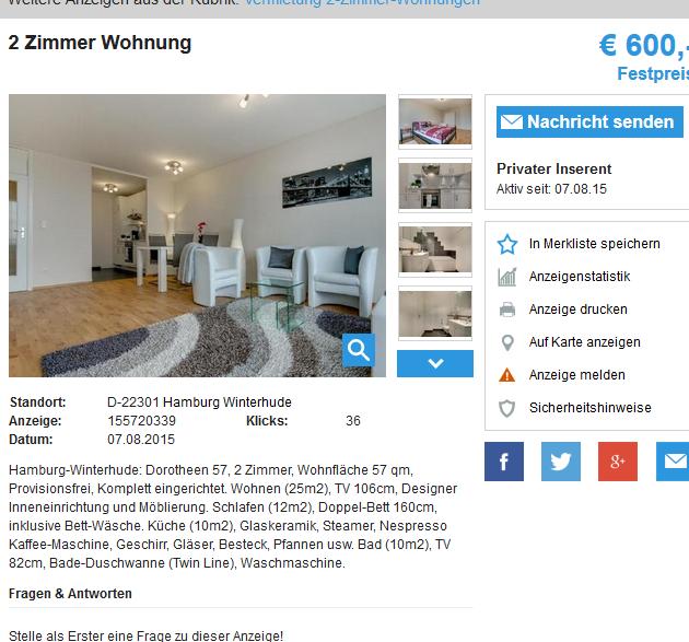 Wohnungsbetrug Blogspot Com Sender Send Biz777 Zoho Com