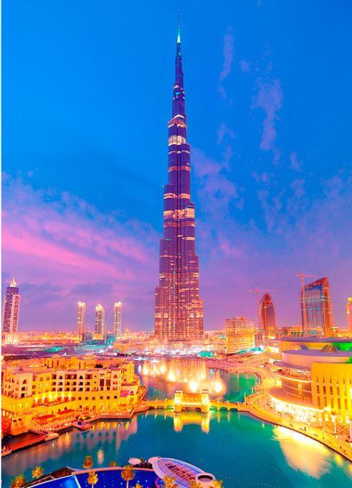 Dubais Burj Khalifa Takes Visitors To Another Level