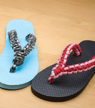 Decorative Flip Flops