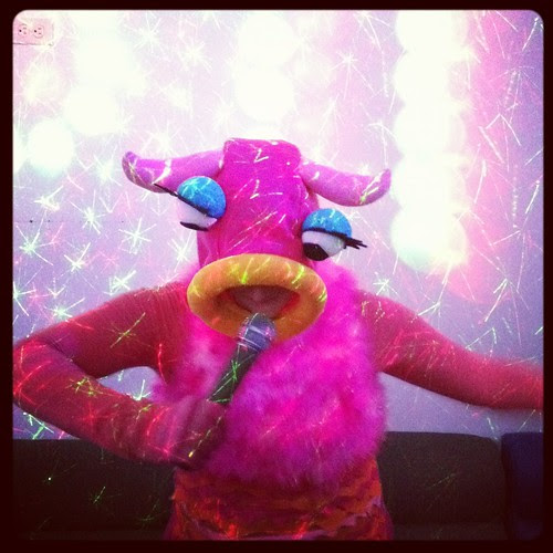 Amazing muppet costumes!