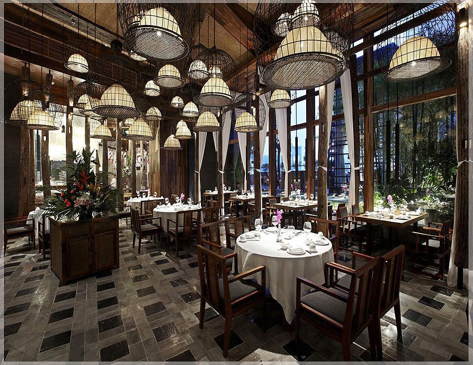 30 konsep desain interior cafe minimalis outdoor lesehan unik