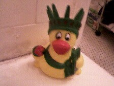Rubber Ducky Liberty