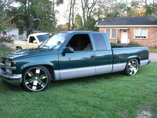 1997 Chevrolet Silverado 7500 Possible Trade 100072038