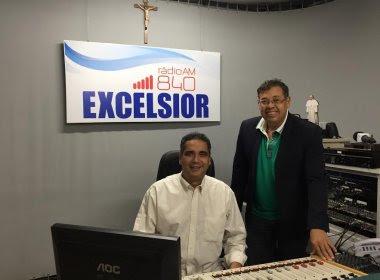 Rádio Excelsior cria rede de comunicação e transmitirá em AM e FM