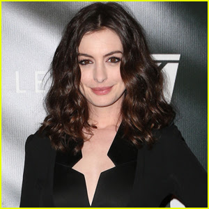Anne Hathaway Gushes About Her Life as a New Mom