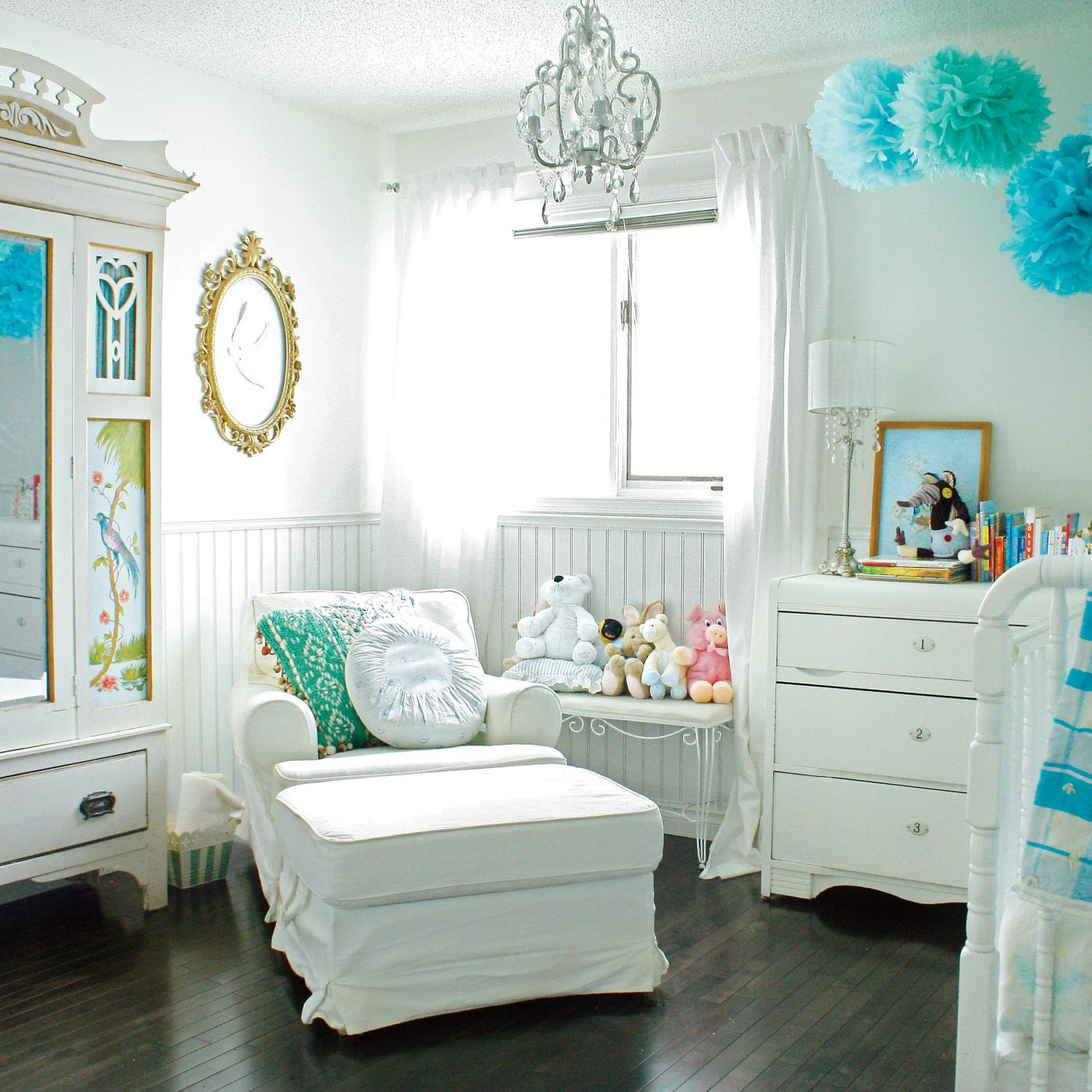 Vintage Antique Baby Room Ideas for Timeless Charm and ...