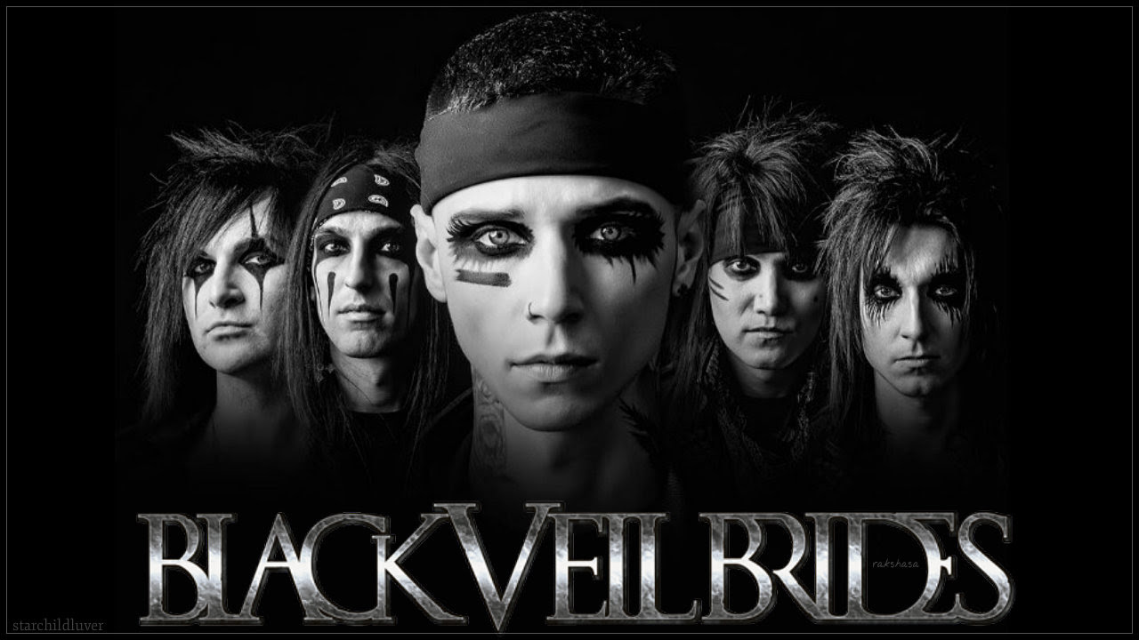 Black Veil Brides Black Veil Brides Wallpaper 40119213 Fanpop