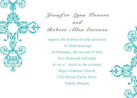 Cheap Simple Wedding Invitations Online     Part 2