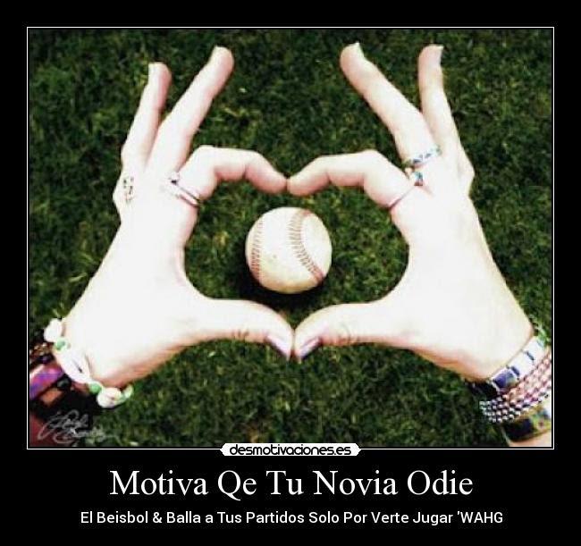 Imagenes De Beisbol Con Frases De Amor Para Mi Novio Imagui