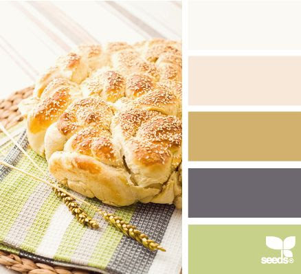 Design Seeds - Fresh Bread Tones