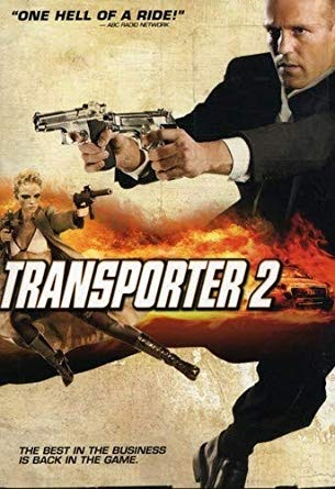 The Transporter 2 (2005) Dual Audio Hindi 720p BluRay 750MB