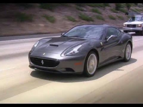 Ferrari California versus Plane Part 1 - Top Gear USA ...