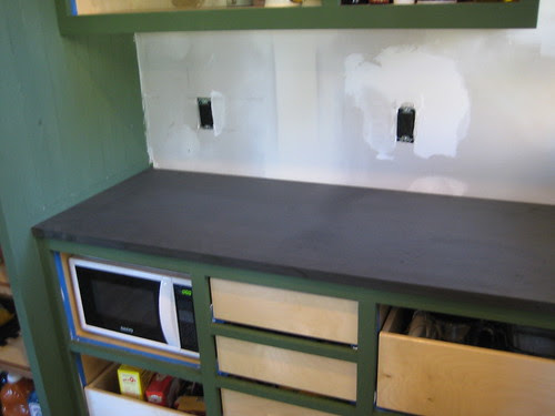 richlite countertop