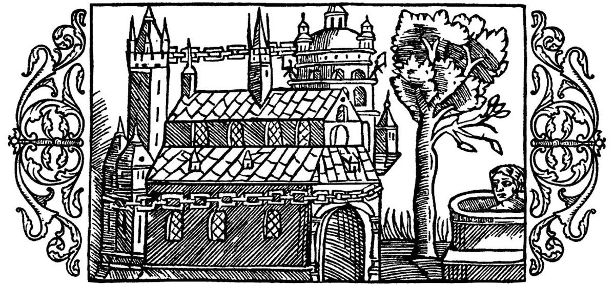 Olaus Magnus - On the Glorious Temple Devoted to the Nordic Gods.jpg