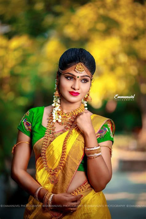 Bridal Nethichtti   Nethi Chutti   South Indian Bride   Ezwed