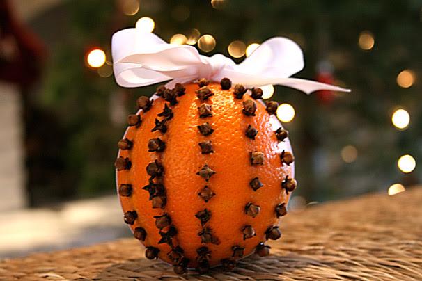 Sachê cravo laranja