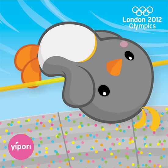 London Olympics 2012 - High Jump