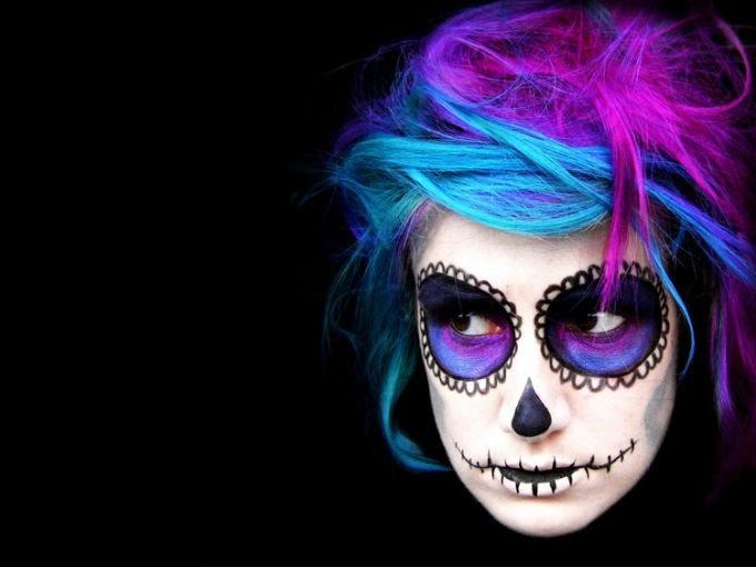 Pintura Para Disfraces Halloween Me Lo Dijo Lola