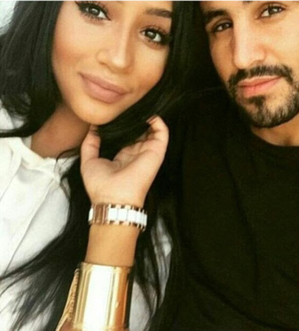 Leicester City's Riyad Mahrez and wife Rita expecting ...