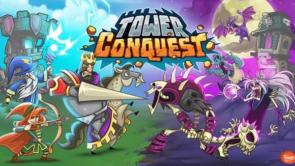 Tower Conquest v22.00.09g Apk Mod [Money]